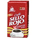 Sello Rojo Roast & Ground Coffee, 17.6-ounce Brick