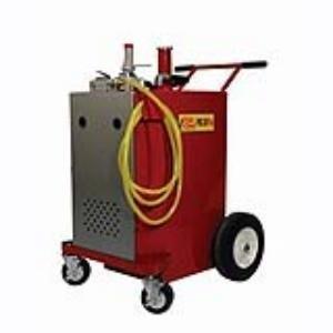 Air Powered 30 Gallon Gas Caddy - All Fuels