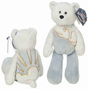 Limited Treasures - Clouds - The Angel Bear