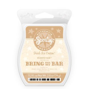 Scentsy Fried Ice Cream Bar Wickless Candle Tart Wax 3.2 Oz (Fried Ice Cream Candle compare prices)
