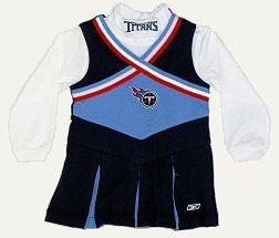Tennessee Titans Infant Cheerleader Outfit - Buy Tennessee Titans Infant Cheerleader Outfit - Purchase Tennessee Titans Infant Cheerleader Outfit (Reebok, Reebok Dresses, Reebok Girls Dresses, Apparel, Departments, Kids & Baby, Girls, Dresses, Girls Dresses, Jumpers, Girls Jumpers, Jumper Dresses, Girls Jumper Dresses)
