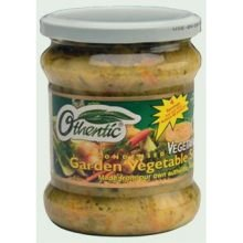 Othentic All Natural Condensed Vegetarian Garden Vegetable Soup, 16.2 Ounce -- 6 Per Case.
