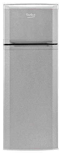 Beko DSA25012S Libera installazione 179L 51L A+ Argento frigorifero con congelatore