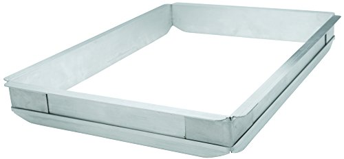 Winco AXPE-2 Aluminum Sheet Pan Extender, Half (Sheet Pan Extender compare prices)