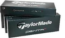 TaylorMade Penta TP Golf Balls (1 Dozen)