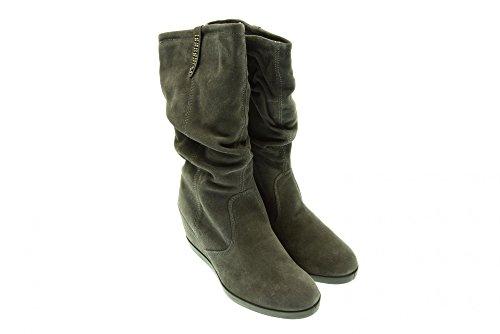 ENVAL SOFT donna stivali con zeppa 49862/00 40 Grigio