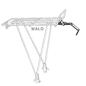 Wald Hardware for 215 Bicycle Rack