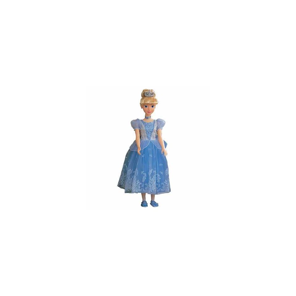 Disney Princess Cinderella Jumbo Talking Doll (40) Toys