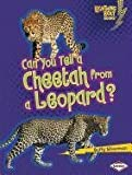 img - for Can You Tell a Cheetah from a Leopard? (Lightning Bolt Books: Animal Look-Alikes) book / textbook / text book
