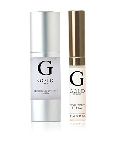 Gold Serums Serum Hialurónico Intenso + Tratamiento Voluminizador Ultra+