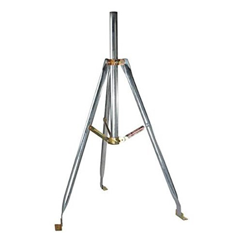 3' FT Tripod Mount Satellite Antenna with 2