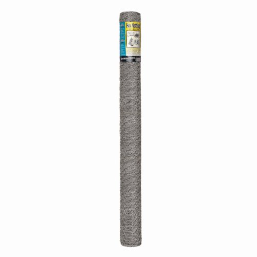 Origin Point 164850 20-Gauge Handyroll Galvanized Hex Netting, 50-Foot x 48-Inch With 1-Inch Openings (Chicken Wire Roll compare prices)