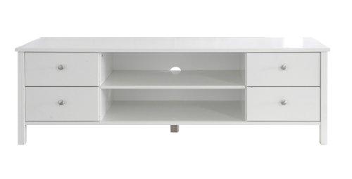 3257100050000F TV Tisch 47,5 kg, weiß