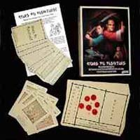 Kung Fu Fighting board game!