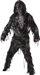 [Rotten to Core Child XL 12-14 Costume PROD-ID : 1926259] (Rotten To The Core Zombie Costume)