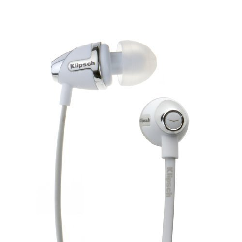 Klipsch Image S4 - Ii White In-Ear Headphones