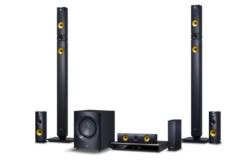 Lg Bh9430pw 1460w 3d Blu Ray Theater System With Smart Tv