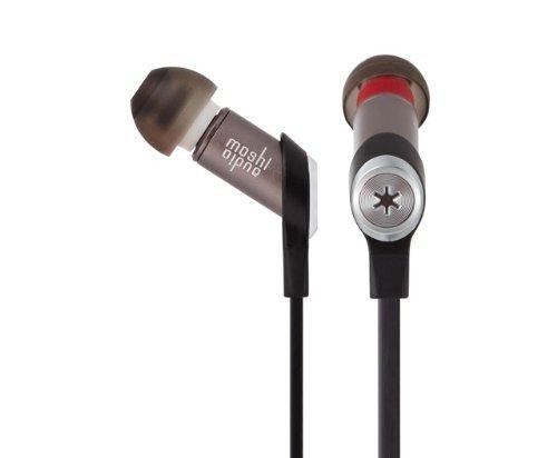 Moshi Dulcia In-Ear Headphones, Black