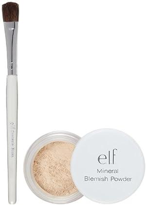 E.L.F. Mineral Blemish Kit - Acne Treatment 2 Piece Set