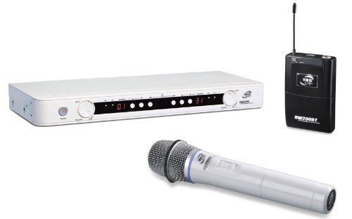 Pa Gear Rental Bw220 Dual Channel Receiver (Rental Service)