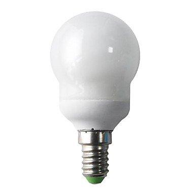 Rayshop - H+Luxtm Cfl G45-8W E14 400Lm 2700K Warm White Cri>80 Ac220-240V Globe