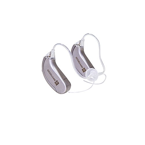 Britzgo Digital Hearing Amplifier BHA-702D Pack of 2