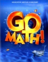 Go Math!: Student Edition and Practice Book Bundle 1-Year Grade K 2011