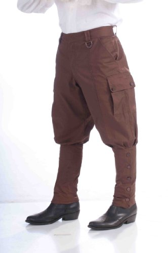Steampunk Pants - Brown