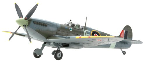 1/32 エアークラフト No.19 1/32 スーパーマリン スピットファイア Mk.IX C 60319