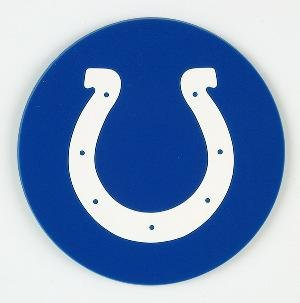 Duckhouse Set of 4 Coasters - Indianapolis Colts at Amazon.com