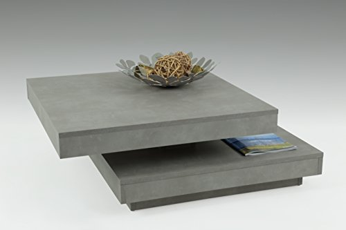 couchtisch beton holz com forafrica. Black Bedroom Furniture Sets. Home Design Ideas