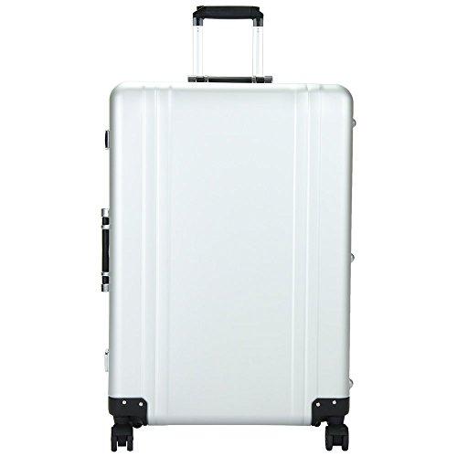 ZERO Halliburton ゼロハリバートン クラシック アルミニウム インチ 4輪 トローリー Silver シルバー ZRC28-SI スーツケース キャリーケース並行輸入品