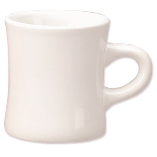 10 Ounce Ceramic Cup Classic 10 Oz Thick Walled Diner