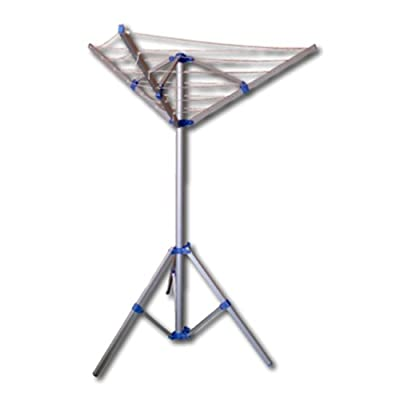 Portable Indoor Rotary Clothes Dryer/Airer Washing Line