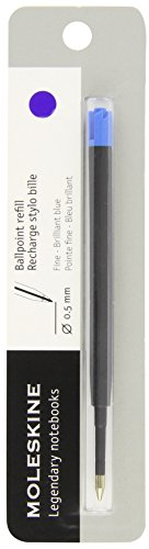 Moleskine Ballpoint Refill Blue 0.5mm