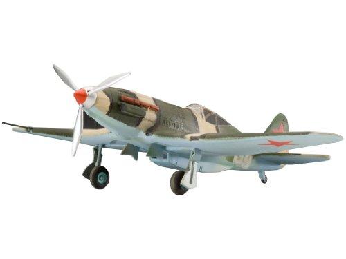 Revell-Modellbausatz-04372-Soviet-Fighter-MiG-3-im-Mastab-172