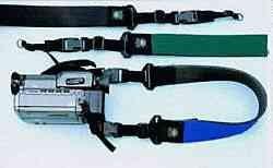Neo-Pro Camera Strap - Green