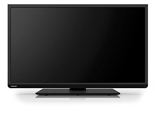 Toshiba 32L3448DG 80 cm (32 Zoll) LED-Backlight-Fernseher (Full HD, 200Hz AMR, DVB-T/C/S, Smart TV, WLAN, USB-Recording inkl. Timeshift, Hbb-TV) schwarz