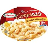 Hormel Microwavable Compleats Chicken & Dumplings 10 oz by Hormel
