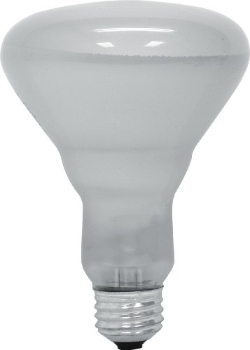 Ge 20330-6 45 Watt Floodlight Br30 Light Bulb, Soft White, 6-Pack