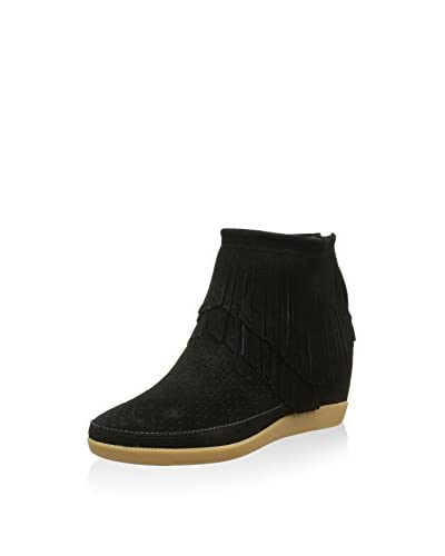 Shoe the Bear Botines cuña Negro