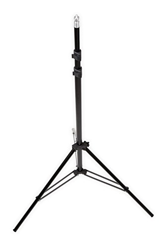 NOMIS LS-2 compact Light Stand with a height of 2,05m foldable traveller