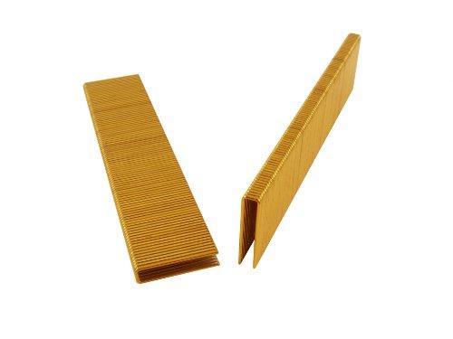 B&C Eagle 9032 1-1/4-Inch Length x 1/4-Inch Narrow Crown x 18 Gauge Galvanized Finish Staples (5,000 per box)