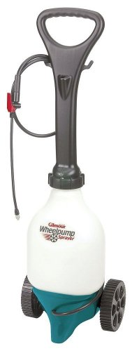 Gilmour W4 Spray Doc Wheel Pump 4-Gallon Sprayer