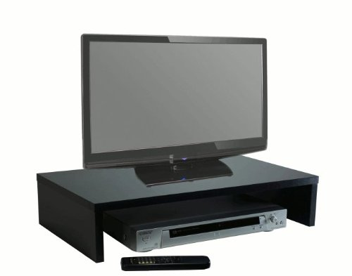 OFC Express TV Stand 25 x 14 x 5.25, Black
