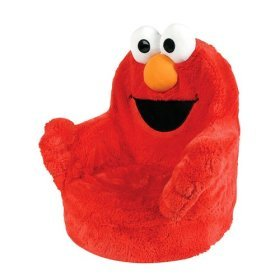 Amazon Com Elmo Says Spin Chair Toys Amp Games
