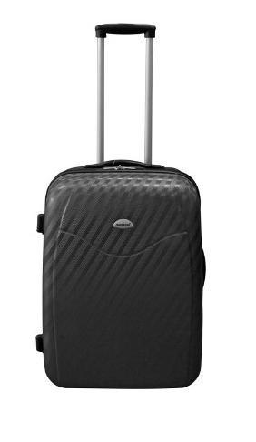 Hartschalen Koffer Schwarz Mittel 55cm