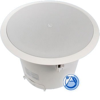 Atlas Sound - Fap82T - 8 60Watt 70/100Volt Tuned And Ported Ceiling System Sold In Pairs