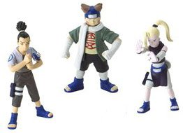 Naruto - Battle Packs - Squad 10 Action Figure Multi-Pack