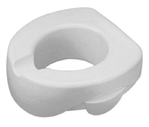 Toilettensitzerhöher, Soft, ohne Deckel, Sitzerhöhung WC vom Stock-Fachmann